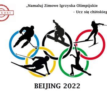 Konkurs plastyczny Namaluj Zimowe Igrzyska Olimpijskie – Ucz się chińskiego