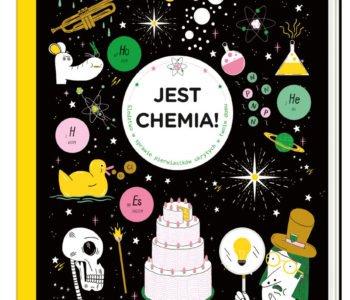 Jest chemia recenzja książki o pierwiastkach