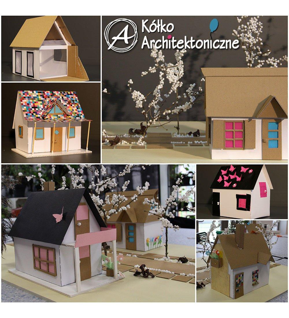 Kółko Architektoniczne – warsztaty dla dzieci i młodzieży