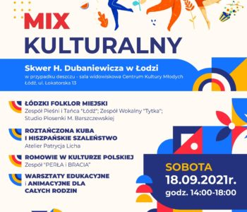 Mix Kulturalny – piknik