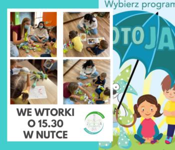 Oto JA – Pudełko Talentów w Nutka Cafe!