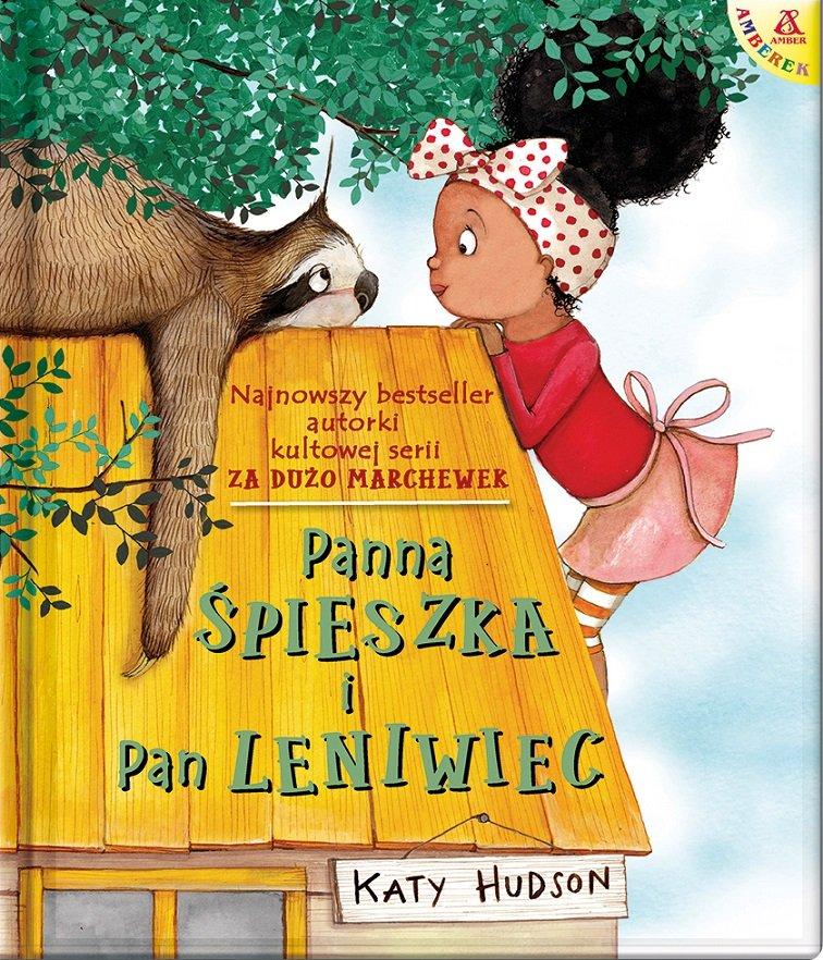 Panna Śpieszka i pan Leniwiec - książka o przyjaźni dla dzieci