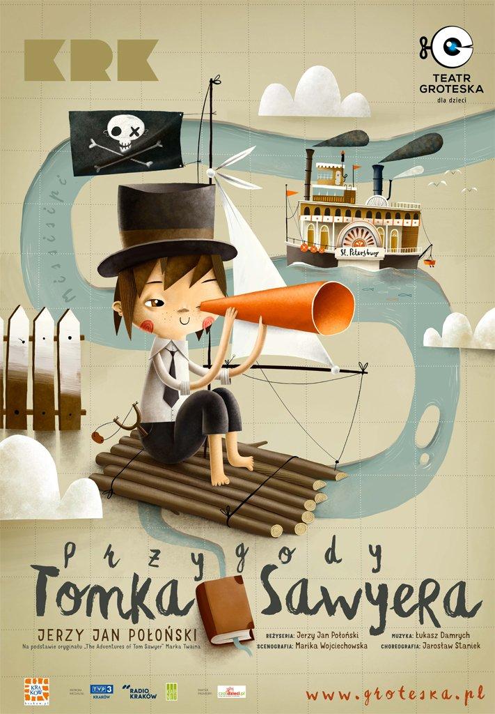 Przygody Tomka Sawyera w Grotesce