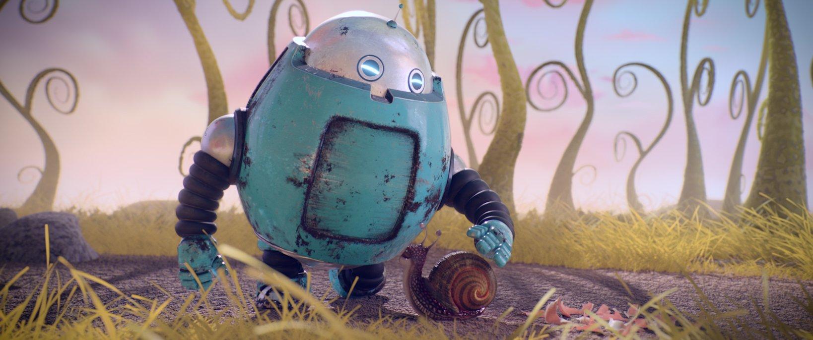 Przygody dzikich dzieci. Robot i wieloryb | Film i warsztaty | 6+