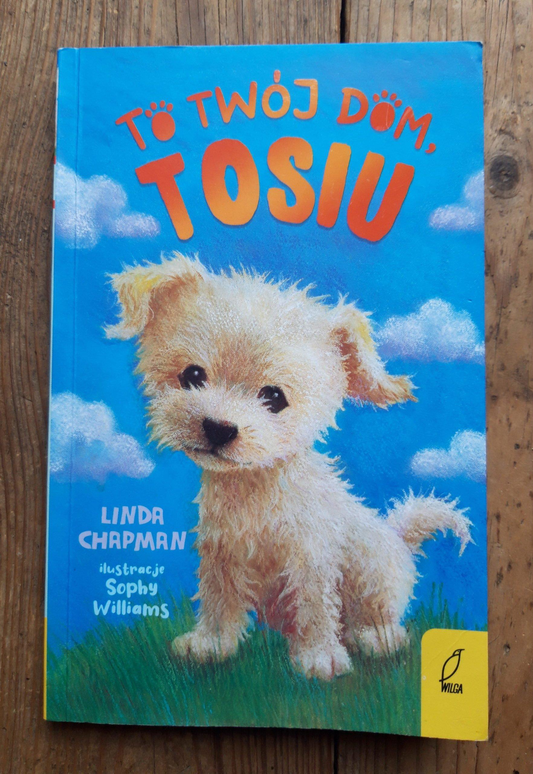 To Twój dom Tosiu opinie o książce