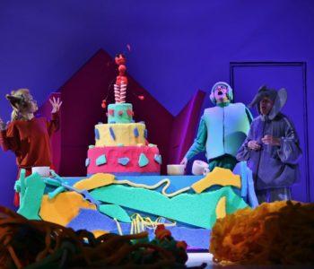 Inauguracyjny weekend w Teatrze Małym w Tychach