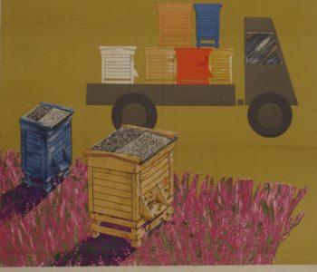 Jesień w ulu w Muzeum Narodowym Rolnictwa w Szreniawie
