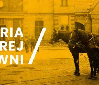Historia starej wozowni – warsztaty dla dzieci w Muzeum Górnośląskim w Bytomiu