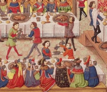 Przy stole z władcą, czyli historia od kuchni. Bezpłatny spacer