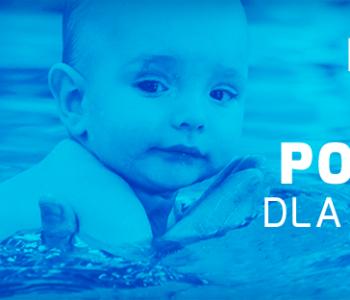 Bezpłatne zajęcia pokazowe pływania dla niemowląt