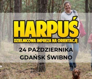 Harpuś – z mapą do Świbna!