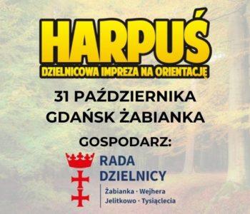 Harpuś – z mapą na Żabiankę!