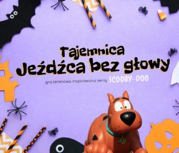 Halloween w Gdańskiej. Tajemnica jeźdźca bez głowy