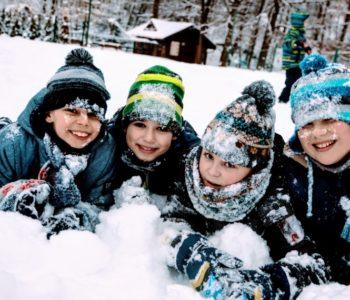 FERIE NA JURZE – Zimowy Boys Camp. Zapraszamy do zapisów!
