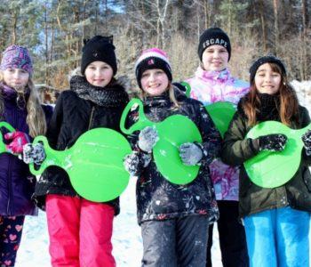 Zimowisko dla Dziewczynek na Kaszubach. ZAPISY RUSZYŁY!