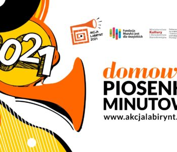 Domowa Piosenka Minutowa 2021 – konkurs dla śpiewających i grających rodzin z dziećmi
