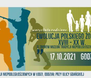 Warsztaty Rodzinne – Ewolucja polskiego żołnierza