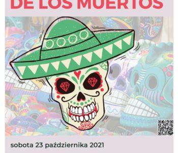 Warsztaty dla dzieci: Dia de los muertos