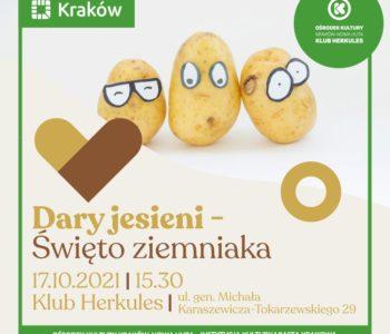 Dary jesieni – święto ziemniaka