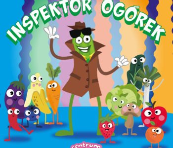 Inspektor Ogórek – nowa, muzyczna postać w sieci dla dzieci!