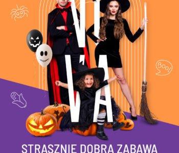 Halloweenowa zabawa w NoVa Park