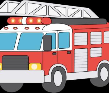 Sen o wozie strażackim – wierszyk dla dzieci