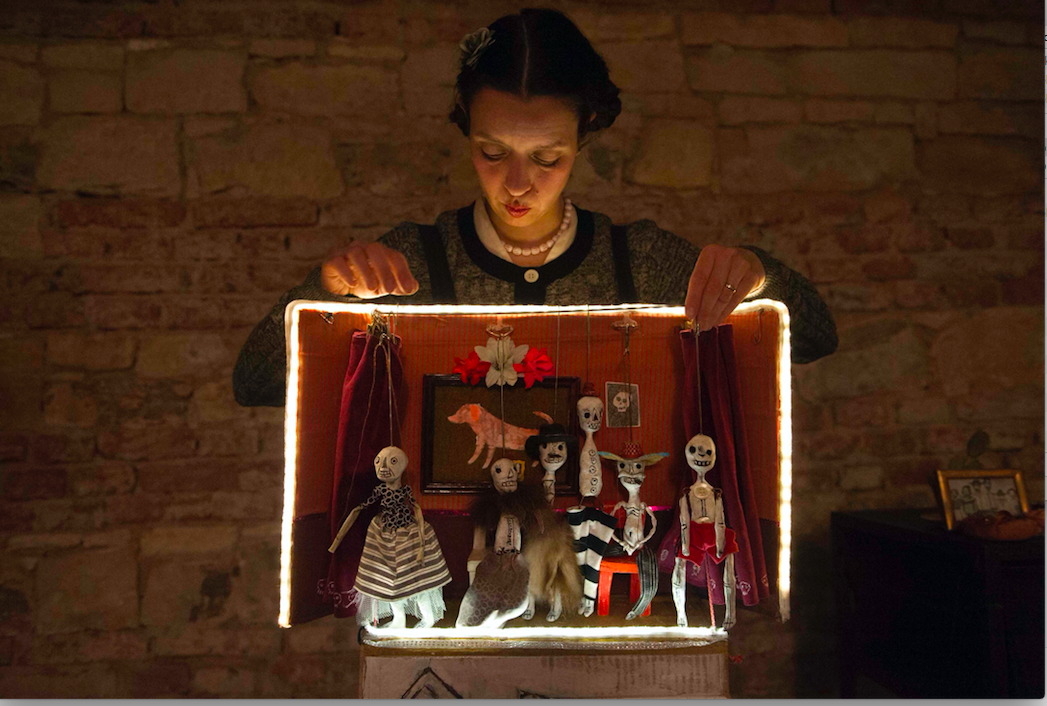 Opowieść małej Lupitiny Gonzáles - spektakl dla dzieci 4+