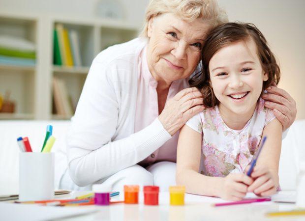 Pomysły na laurkę na dzień babci i dziadka