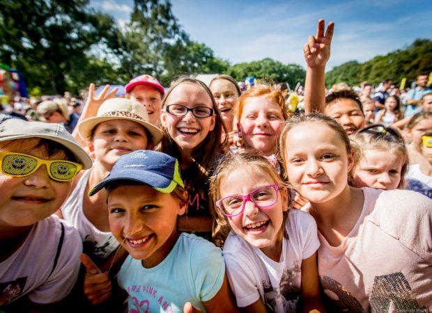 Dzień Zabawy 2018 Nickelodeon, atrakcje dla dzieci w Warszawie