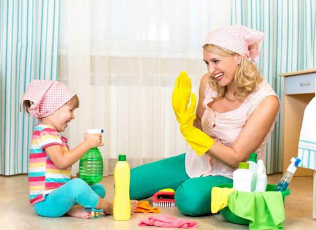Zachęć dziecko do sprzątania w kilku łatwych krokach! Poradnik dla rodziców