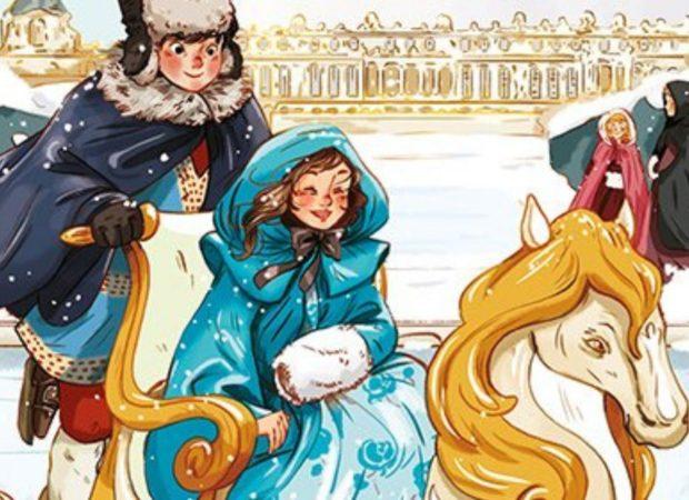 Elżbieta księżniczka z Wersalu okładka