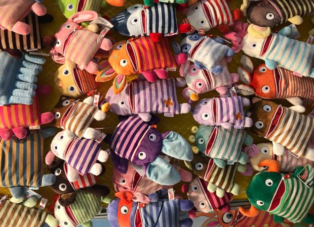 Smutkozjadki - zabawki na skuteczki