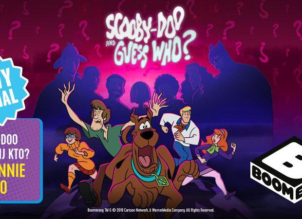 Scooby Doo w Bomerang
