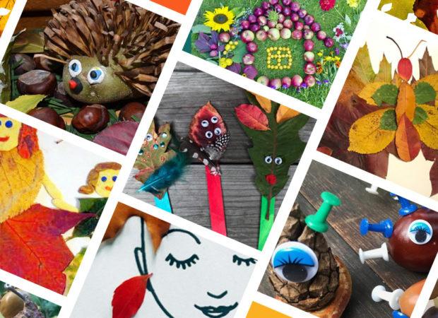 Dary jesieni. Pomysły na jesienne zabawy i dekoracje