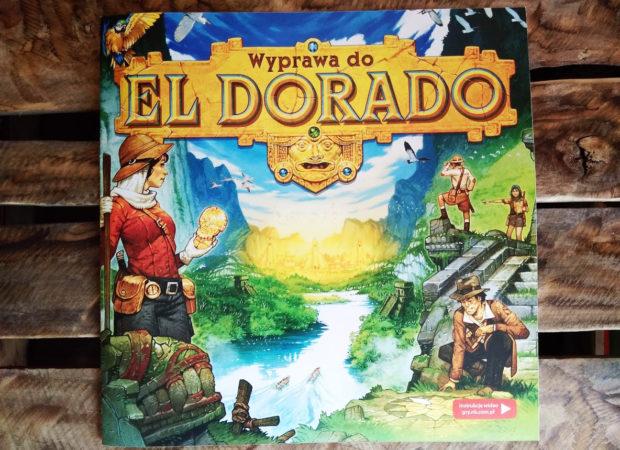 Wyprawa do El Dorado. Recenzja rodzinnej gry planszowej