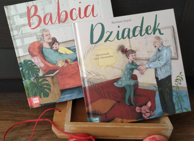 Książka dla babci i dziadka, jaki prezent na Dzień Babci i Dziadka