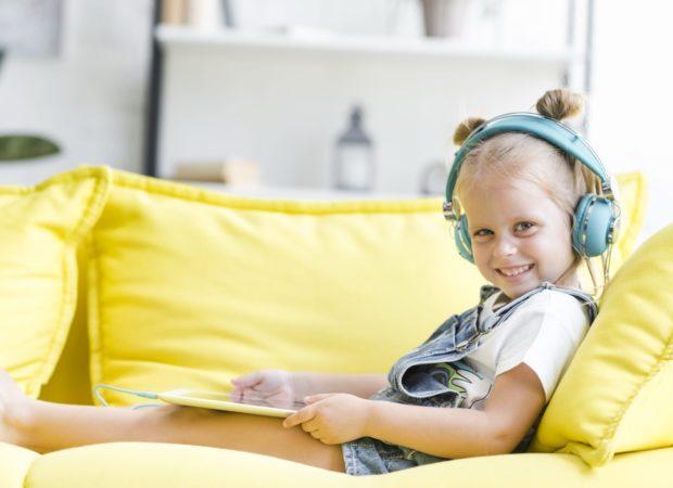 Darmowe audiobooki dla dzieci, bajki do słuchania i oglądania