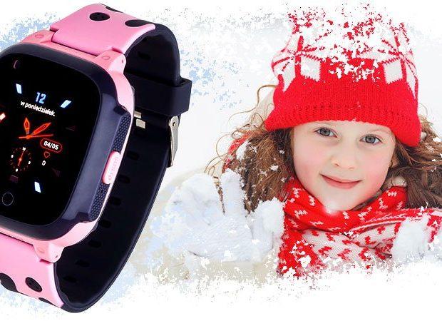 Smartwatch Garett dla dziewczynek