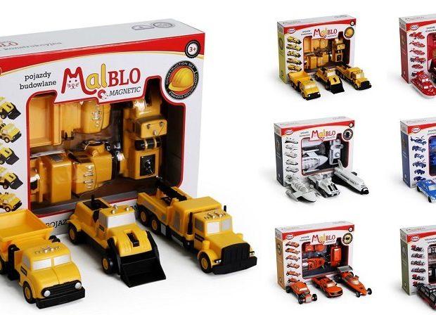 MaIblo - pojazy magnetyczne