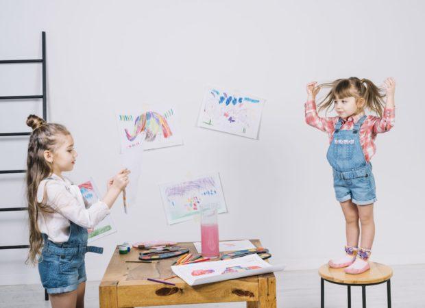 Ferie 2021 zabawy w domu dla dzieci