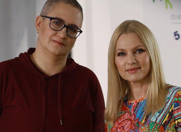 Agnieszkę Stein i Katarzyna Bujakiewicz