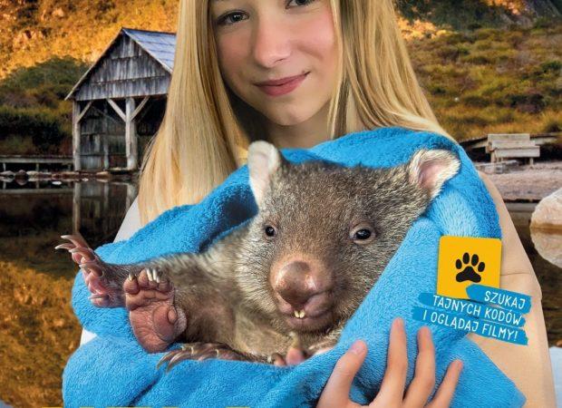 Nela w krainie wombatów - książka
