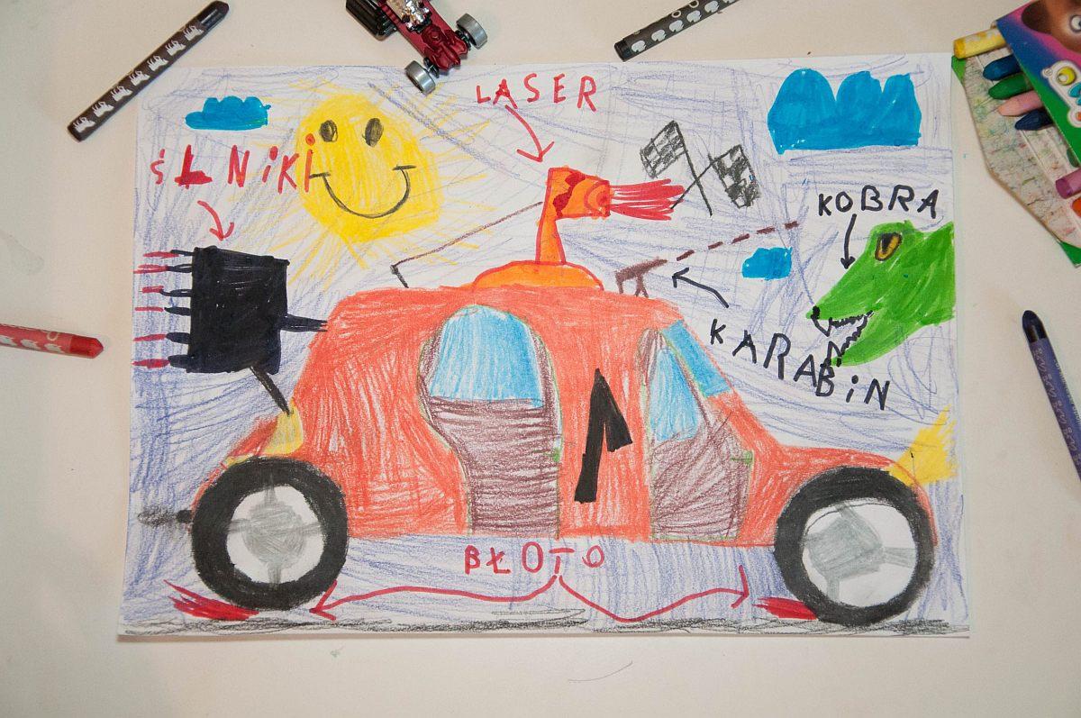 Super pojazd i Kobra