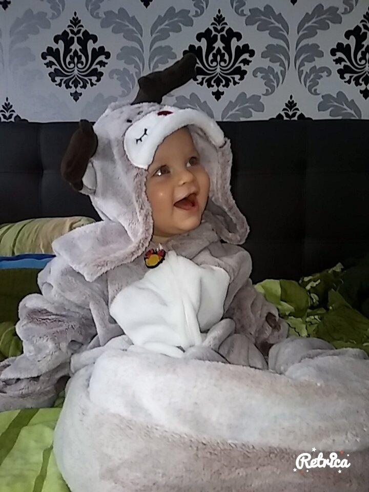Mikołaj i piżama siostry