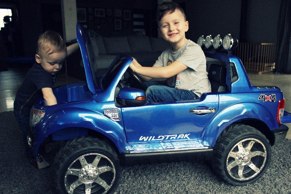 Dwa braty dwa kierowce :)