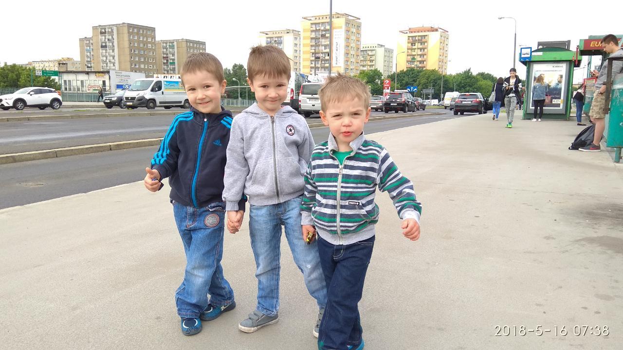 życie w 3B (3 boys)