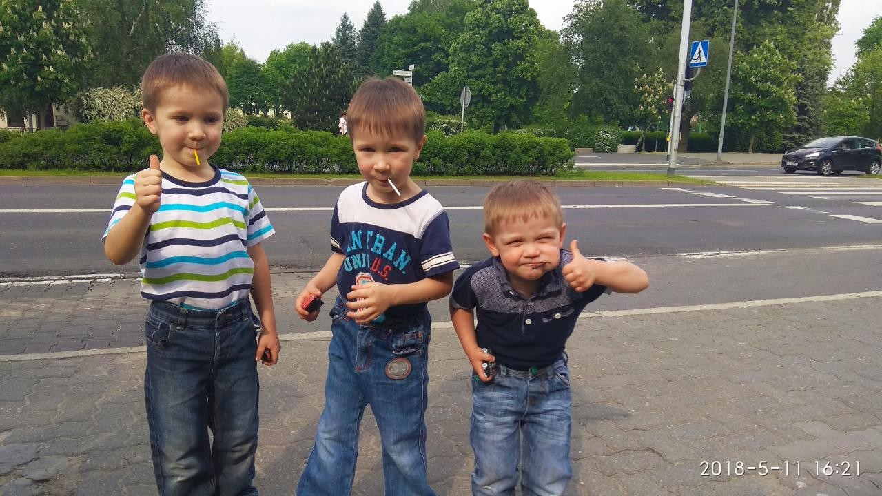 Boys-band:)
