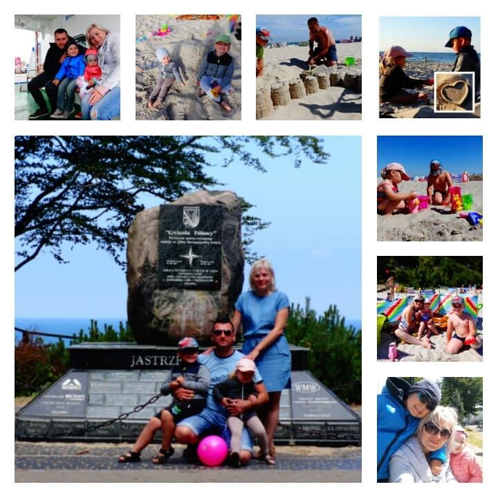 Nasze pierwsze prawdziwe wakacje :) Jastrzębia Góra <3