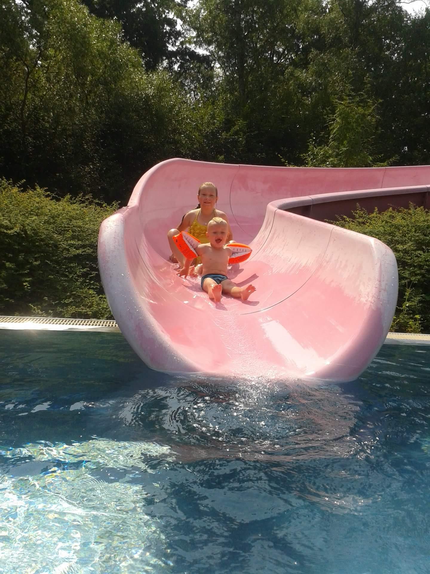 Wypad na basen.