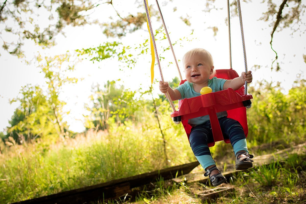 Dziecięca radość